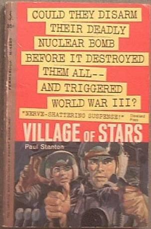 Village Of Stars Paul Stanton 1962 Paperback