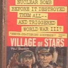 Village Of Stars Paul Stanton 1962 Paperback