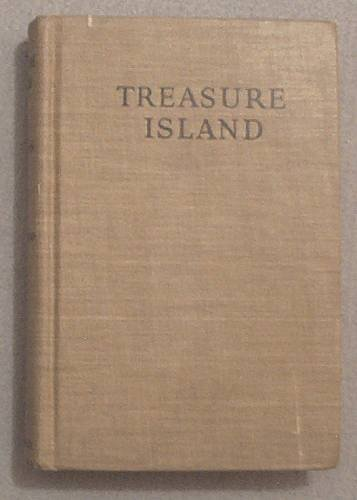Treasure Island Robert Louis Stevenson 1924 Hard Cover