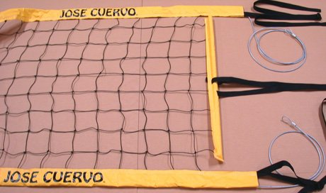 Jose Cuervo Professional Net steel cable NEW
