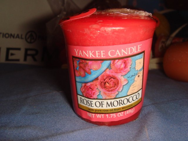 Yankee Candle - Rose of Morocco