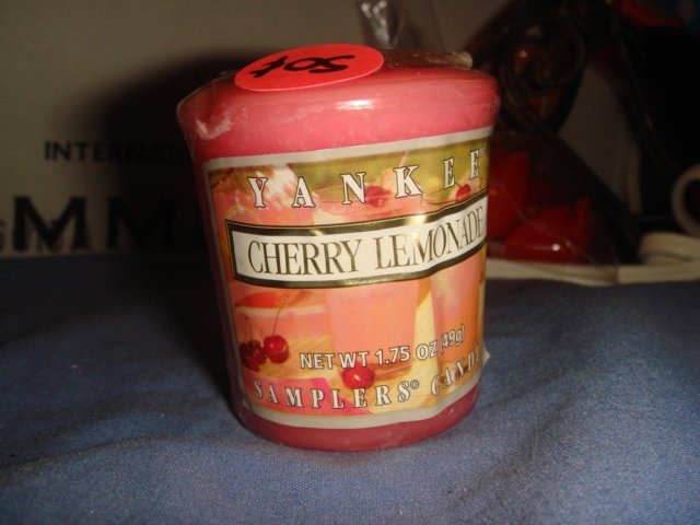 Yankee Candle - Cherry Lemonaid