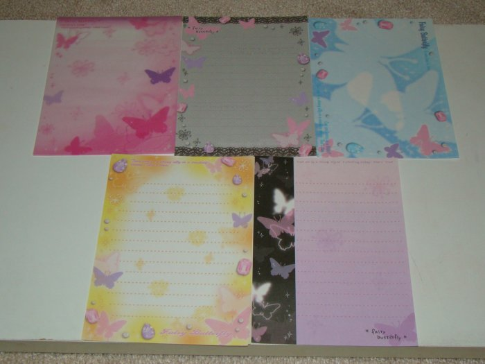 Q-lia Butterfly notes