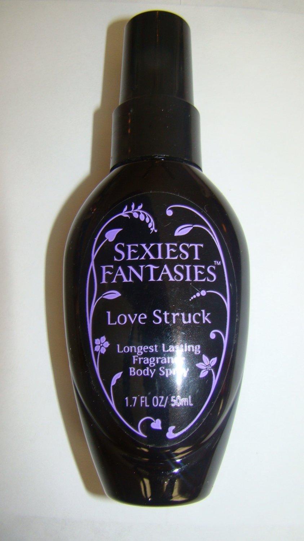 "Sexiest Fantasies ""Love Struck"" Body Spray"
