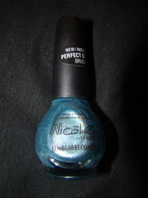 Nicole by OPI nail color Rich In Spirit