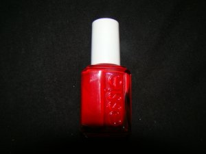 Essie Nail Lacquer #627 Who's She Red