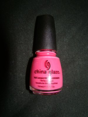 China Glaze Nail Lacquer #660 Sexy Lady
