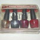 OPI Holiday in Toyland Tiny Toybox Nail Polish Set