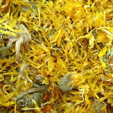 UNOPENED - Calendula Petals - 16 oz.