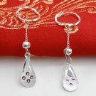 #1525 Sterling Silver Earring
