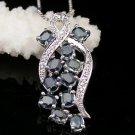 #1489  Natural Sapphire Pendant
