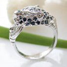 #687 Natural Sapphire Ring