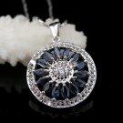 #381 Natural Sapphire Pendant