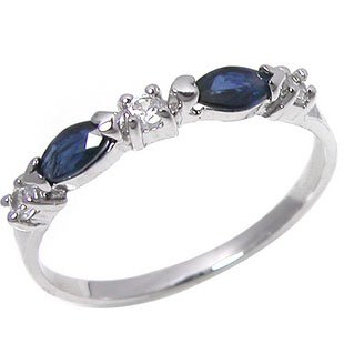 #RS2597 Natural Sapphire ring