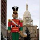 Michigan's Capitol Holiday Boxed Notecard Set