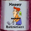 150 GOLF GOLFER THEMED PARTY Candy custom Wrappers Favors