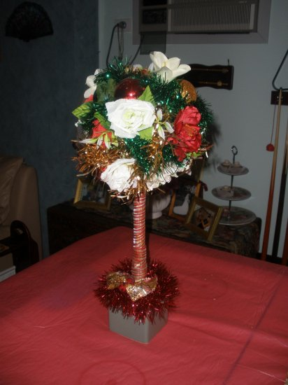 Christmas Decorations - Table Deco