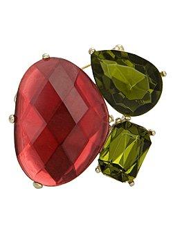 Mini Sparkling Stones Pin