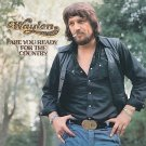 Waylon - Are You Ready For The Country 1976 LP(ORIGINAL)