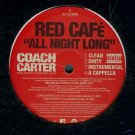 """Red Cafe - All Night Long (Coach Carter Soundtrack) 12"""" (Free Ship)"""