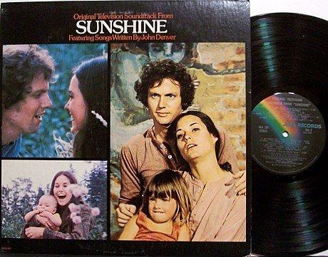 SUNSHINE SOUNDTRACK 1973 Original LP