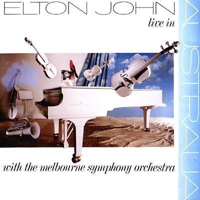 Elton John live in Austrailia 1987 (2 LP)