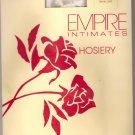 Empire Intitmates Stockings Style 205 White Sz A Small