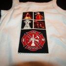 Firefighter Tank Top (Girl) Size 2t