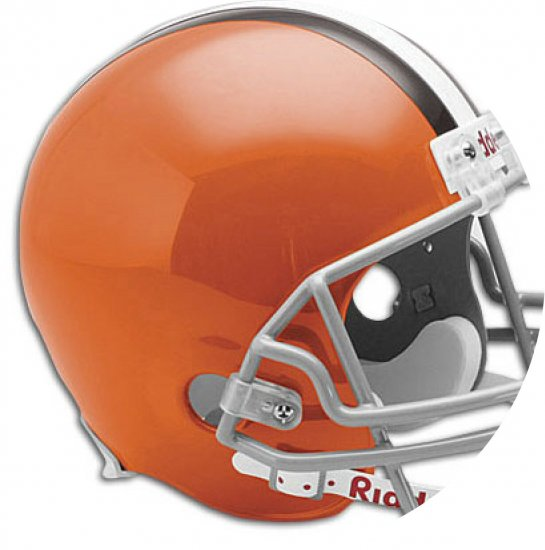 NFL Cleveland Browns square watch