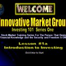 FREE - Class (One A) Investing 101: Introduction