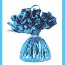 Light Blue Foil Balloon Weight birthday party supplies