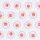 Cupcake cello sheets gift bag wrap supplies 20x20(10ct)