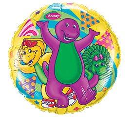 Barney, BJ, Baby Bop birthday party balloon supplies
