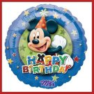 Mickey Mouse Birthday Party Balloon - Disney - supplies