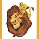 Lion King Balloon - Simba & Mufasa - party supplies