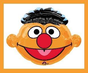 Ernie - Sesame Street Party Balloon - party supplies
