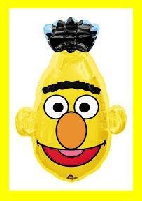 Bert - Sesame Street Party Balloon - party supplies