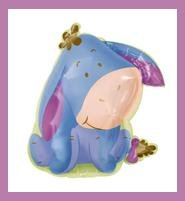 Eeyore Baby Shower Party Balloon Winnie the Pooh