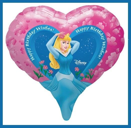 Sleeping Beauty Birthday Party Balloons Disney Princess