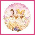 Disney Princess party balloons Belle/Cinderella/Beauty