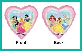 Disney Princess party balloons supplies decorations