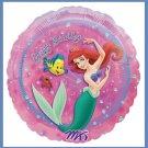 Little Mermaid Ariel Party Balloons - Disney Princess
