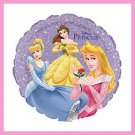 Disney Princess birthday party balloons supplies