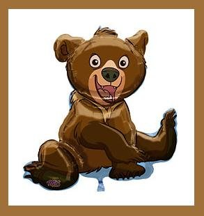 Brother Bear Party Balloons Supplies Decorations