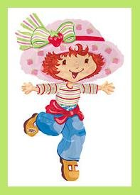 Strawberry Shortcake party balloons supplies decorations
