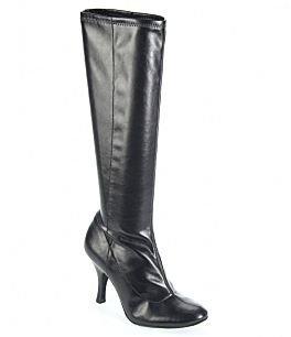 Women's Sexy Black/Brown Gianni Bini Tall Boots 4.5 NIB