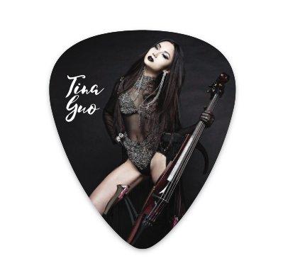 Guitar Picks: Design F