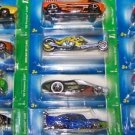 2007 Hotwheels Hot Wheels Treasure Hunt Set