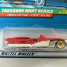1998 Hot Wheels Hotwheels Treasure Hunt Street Beast