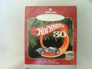 1998 Hot Wheels Hotwheels Hallmark Keepsake Ornament